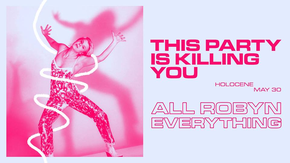 This Party Is Killing You: Portland